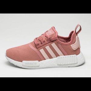 a7608fec99cf1 Adidas Shoes - ISO!! Adidas NMD R1 Raw Pink   Salmon