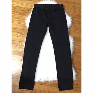 • Helmut Lang relaxed destroyed jeans size 26•