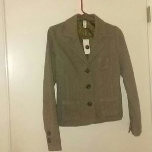 BNWT Old Navy tweed style Blazer