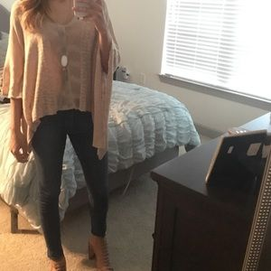 Blush Tops - Cute flowy top