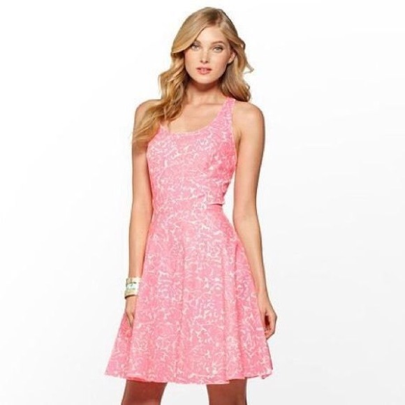 50% off Lilly Pulitzer Dresses & Skirts - Lilly Pulitzer Cosmo ...