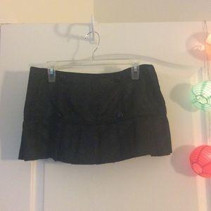 Lip Service  Dresses & Skirts - Lip service black mini skirt