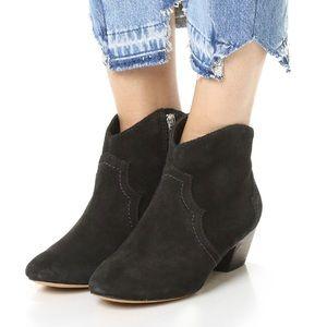 SCHUTZ Shoes - Schutz abiha black suede western booties!