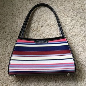 Handbags - Striped bag