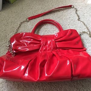 Handbags - Patent Leather handbag