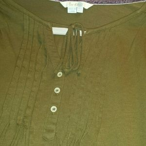 Boden Fall L/S Top Size 8