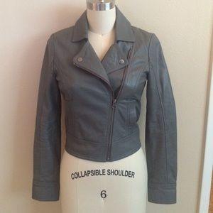 Frenchi 100% Leather Jacket