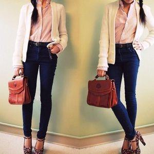 Forever 21 Denim - High Waisted Skinny Jeans