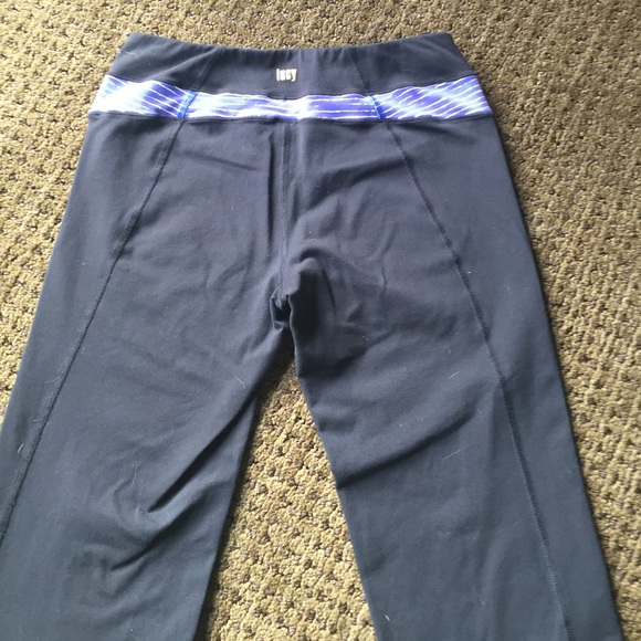Crop Yoga Pant