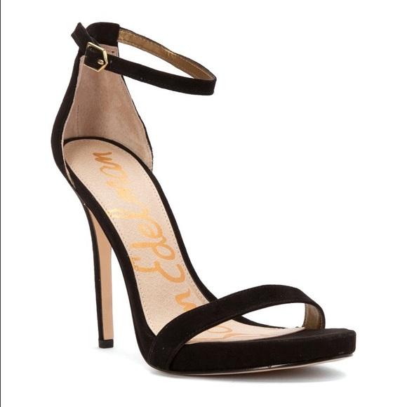 cd66af9476b0 Sam Edelman Shoes - Sam Edelman Eleanor - Black Suede - 10