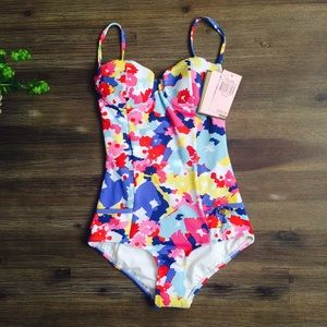 Juicy Couture Other - Juicy Couture Maisey Floral One Piece Swimsuit