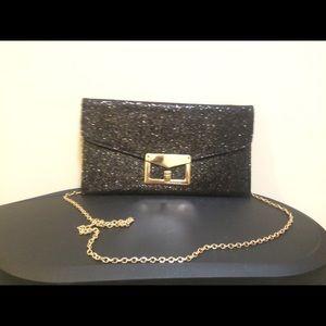 henri bendel Handbags - Evening sequined clutch