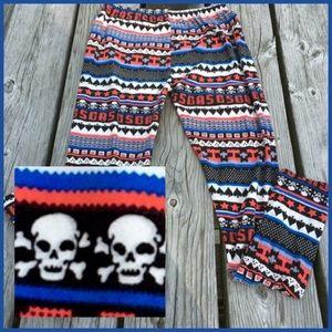Skull Print Leggings! NEW!