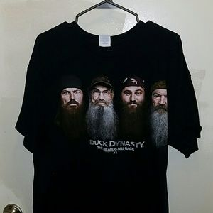 Gildan Other - Men's Duck Dynasty graphic t-shirt size XL