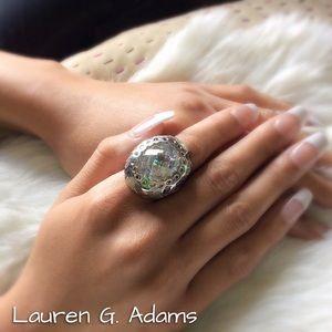 Stunning LGA Cocktail Ring