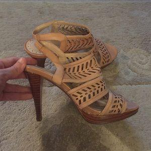 9277b5a8753f Adrienne Vittadini Shoes - Adrienne Vittadini Prim Sandal Nude Size 6