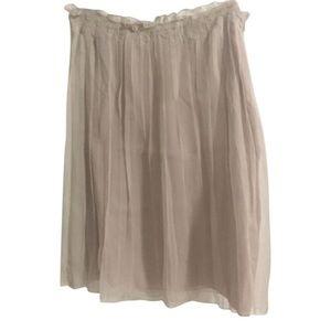 Philosophy di Alberta Ferretti Dresses & Skirts - Philosophy di Alberta Ferretti silk chiffon skirt