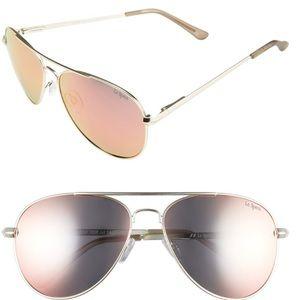 Le Specs  Accessories - Le Specs 'Drop Top' Aviator Sunglasses