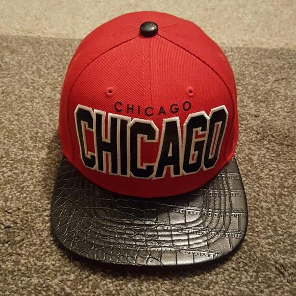 72d8736e1 NEW! Collectors Edition Chicago Snapback