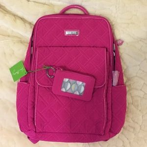 NWT Ultimate Backpack and ID Case Bundle