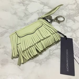 New Rebecca Minkoff Key Fob Coin Purse