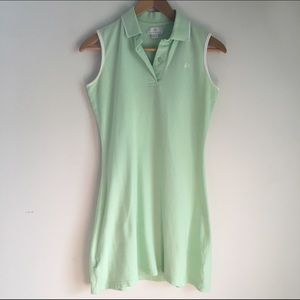 Fred Perry Dresses & Skirts - Fred Perry Mint Green Polo Dress