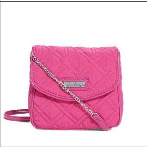Vera Bradley Handbags - NWT Chain Strap Crossbody
