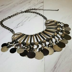 Jewelry - Statement necklace and bracelet