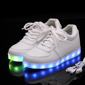 Buff Shoes - Light up sneakers