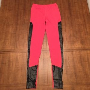 NEW ARRIVAL Contrasted two tone Pant