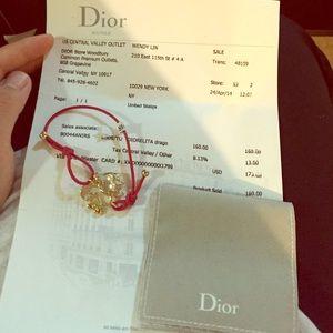 Dior dragon bracelet