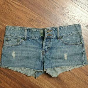Taunt Shorts - 2 denim shorts