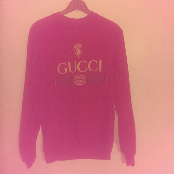 3a3a1927de9 Gucci Other - True Vintage Bootleg Gucci Crewneck Sweatshirt