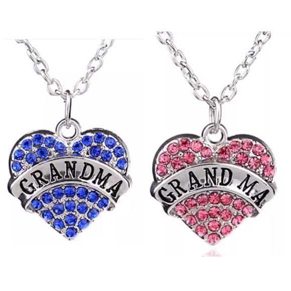 Cute jewelry grandma pendant necklace 18 new poshmark m57cd419c6a5830911c0027df aloadofball Image collections