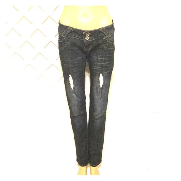 PY Jeans Denim - Trend Savvy PY Skinny Jeans