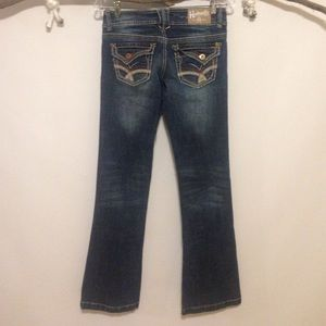 Hydraulic Jeans - Hydraulic Metro Bootcut Jeans