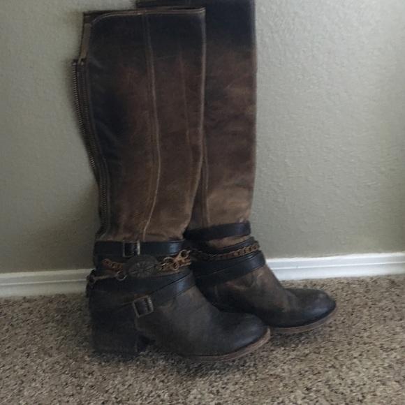 4874b6b2e90 Steve Madden Freebird, Aspen boots
