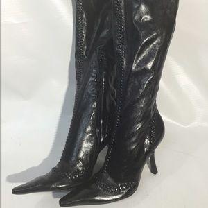 BGU (Big Girls United) Shoes - Nice pair of black boots
