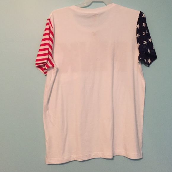 30% off PINK Victoria's Secret Tops - VS Pink USA spirit shirt ...