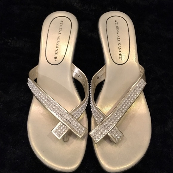3fea9f0542738c Athena Alexander Shoes - Athena Alexander sandals. New. Size 6.