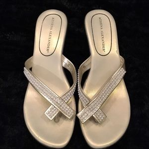 Athena Alexander Shoes - Athena Alexander sandals. New. Size 6.