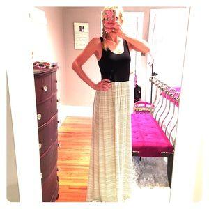 Lou & Grey Ann Taylor maxi dress XS/S
