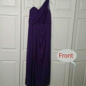 Bridesmaid dress for a wedding that didn't happen