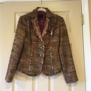 the Limited Tweed Blzer