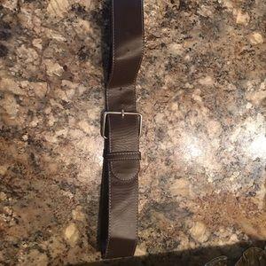 Accessories - 🐇SALE🐇Brown buckle waist belt