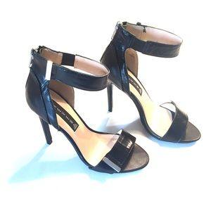 """Steven by Steve Madden Shoes - Steven by Steve Madden 4.5"""" black heels"""