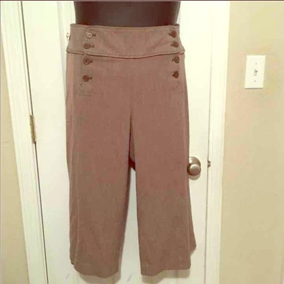 78% off Lane Bryant Pants - Plus size dress capris from Tomeka's ...