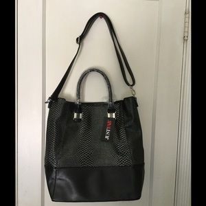 Brand new JustFab tote