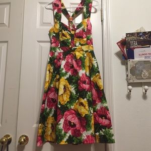 London Times Dresses & Skirts - NWT Floral Midi Dress