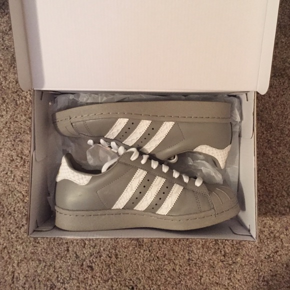 new collection united states wholesale online grey custom adidas originals NWT